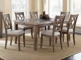 silver dining room sets glass top second sunco home design steve