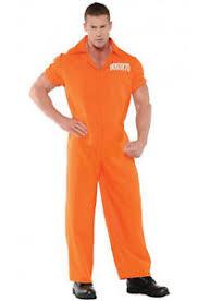orange jumpsuit convicted prisoner inmate orange jumpsuit costume ebay