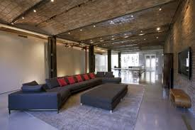 studio loft apartment brick exposed brick walls homedsgn part