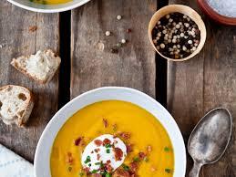 Butternut Squash And White Bean Soup Butternut Squash And Leek Soup Recipe The Food U0026 Wine Test