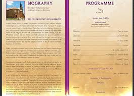wedding anniversary program anniversary program template church anniversary program template