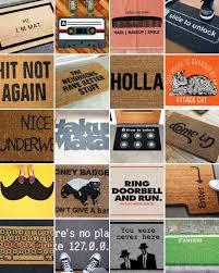 Geek Doormat Funny Welcome Mat Filename Must Bring Tacos Doormat Taco Doormat