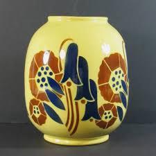 Deco Vase Art Deco Vase Lunéville
