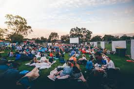 Sunset Cinema Botanic Gardens Best Annual Events In Canberra For 50s Things To Do