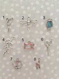 Open for Business Zipper Pulls & Charms Sew Delicious