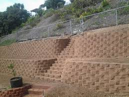 Retaining Wall Calculator And Price Retaining Wall Cost Crafts Home