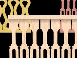 Victorian Banister Second Life Marketplace Victorian Gingerbread Fences Ornate