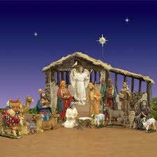 indoor nativity sets christmasnightinc com