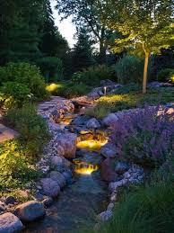 75 brilliant backyard u0026 landscape lighting ideas 2017
