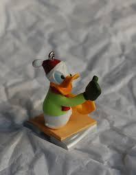 disney hallmark ornaments ready set snow living a disney