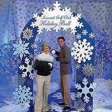 Winter Party Decorations Snowflakes Paper Snowflakes Backdrops And Paper Recycling