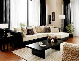 Black Living Room Curtains Ideas Black Living Room Ideas How To Use Neutral Colours In Your