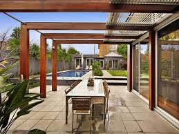 Best  Pergola Design Plans Ideas On Pinterest Corner Patio - Backyard pergola designs