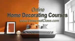 Interior Decoration Courses Online Home Decorating Courses Universalclass
