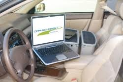 mobile laptop desk for car mobile product news new product press releases new robo desk
