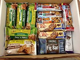healthy care packages yum yum healthy bars snacks variety pack assortment care