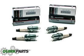 nissan altima 2015 spark plugs 1998 2001 nissan altima ka24de engine set of 4 spark plugs