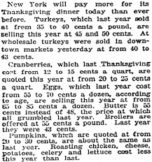 orange crate thanksgiving 1917