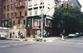 which corner does a st go on jeremiah s vanishing new york 1980s treasure trove