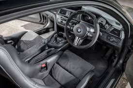 Bmw M4 Interior Bmw M4 Gts 2016 Review Auto Express
