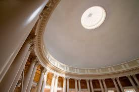 nearly completed renovations restore dome room u0027s original touches