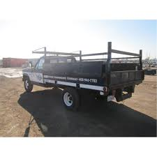 2008 Ford F350 Utility Truck - 1985 ford f350 flatbed utility pickup truck