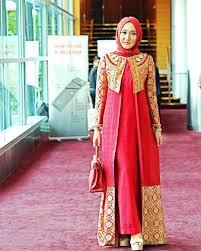 model baju muslim modern 5 model kebaya muslim terbaru modern 2017 2018 contoh baju