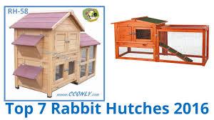 Advantek Stilt House Rabbit Hutch 7 Best Rabbit Hutches 2016 Youtube