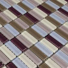 purple kitchen backsplash tile backsplash 12x12 sheets mosaic for kitchen bathroom shower