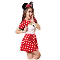 Minnie Mouse Womens Halloween Costume Minnie Mouse Halloween Costumes Women Price Comparison Buy