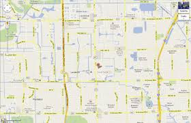 Florida Google Maps by Location