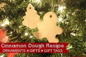 cinnamon ornament dough recipe the organized