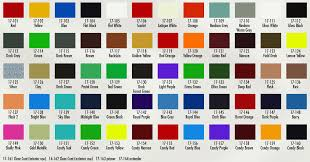 chart dupli color paint chart