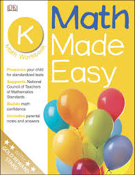 math made easy kindergarten workbook math made easy dk