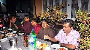 dinner host lions kochchikade fellowship gathering dinner host lion hilda perera