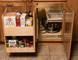 what is a blind corner kitchen cabinet omega national kitchenmate blind corner caddy solid maple