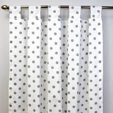 Black Polka Dot Curtains Polka Dot Curtains Experimental Black And White Window Curtain