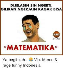 Meme Rage Indonesia - list of synonyms and antonyms of the word meme indo