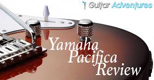 yamaha pacifica electric guitar series review guitar adventures