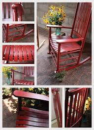 Red Rocking Chairs Rocking Chair Troutman Rocking Chairs World U0027s Best Rockers