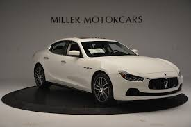 lexus of greenwich certified pre owned 2016 maserati ghibli s q4 ex loaner stock w252 for sale near