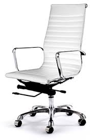 white office chair eames style office chair white