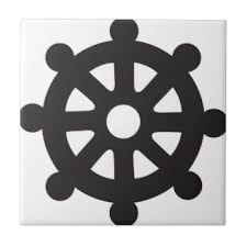 dharma ceramic tiles zazzle