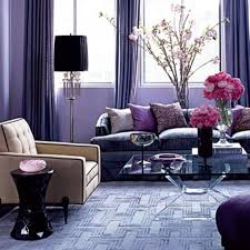 Pink And Purple Room Decorating by 20 Dazzling Purple Living Room Designs Rilane