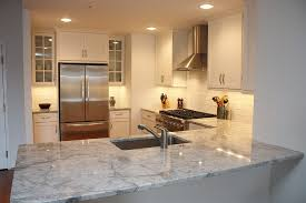 Crackle Kitchen Cabinets New York Crackle Subway Tile Kitchen Traditional With Contemporary