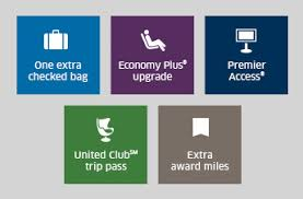 United Airlines How Many Bags by United Travel Options Bundles United Airlines