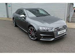audi s4 for sale pistonheads used 2017 audi s4 3 0 tfsi 354ps quattro for sale in suffolk
