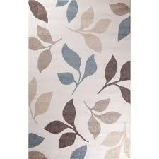 Concord Global Area Rugs Concord Global Trading Casa Collection Ivory 7 Ft 10 In X