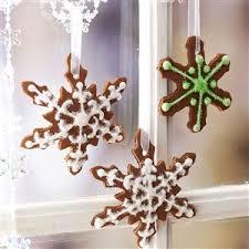 snowflake ornaments cinnamon snowflake ornaments recipe taste of home