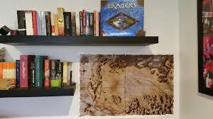Eragon Map Adding The Map Of Alagaësia To My Collection Eragon